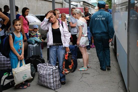Russian Citizenship for Ukrainians: Addressing Russia's Population Decline