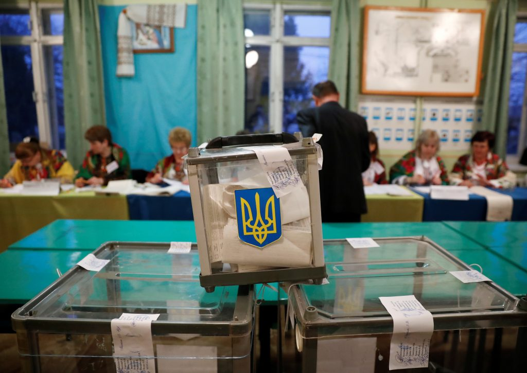 Five predictions for Ukraine's local elections